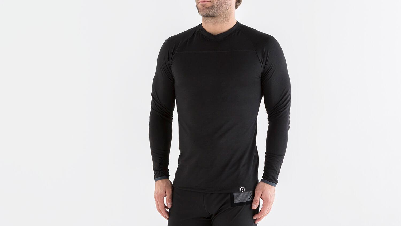 f62af56e61d Funkční tričko Knox JACOB s dlouhým rukávem
