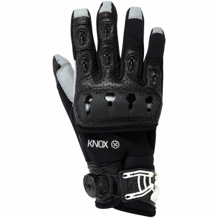 Motocyklové textilní rukavice Knox Orsa