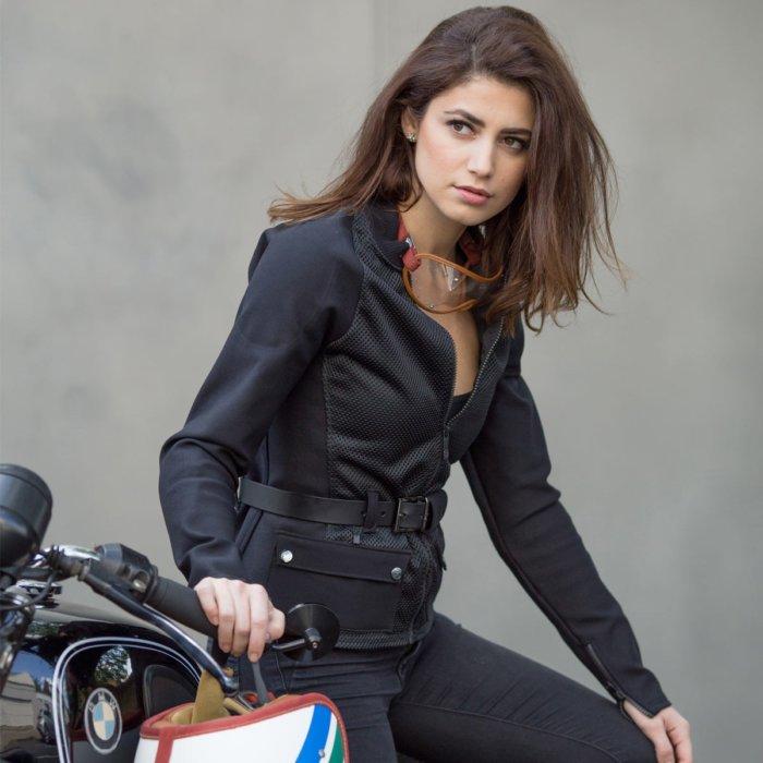 Dámská moto bunda